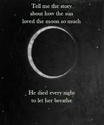 The Moon And The Sun Quotes Pinterest Quotes Love Quotes And Magnificent Sun And Moon Quotes