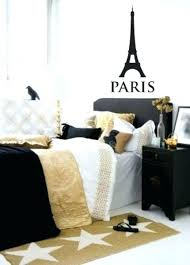 Black And Gold Room Paint Ideas Themed Decals And Colors Black White ...