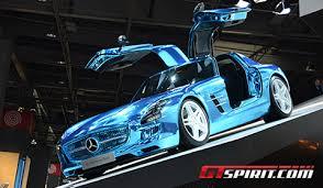 2010 (10 reg) | 35,000 miles. Paris 2012 Mercedes Benz Sls Amg Coupe Electric Drive Gtspirit