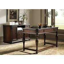 types of office desks. Antique Home Office Desk Design With Four Legs Base Ornate Table Top Types Of Desks N