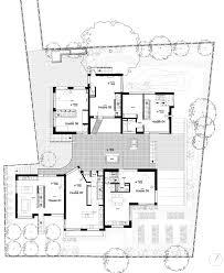 upper ground floor plan for larger image copper lane housing