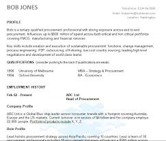 australian resume and cover letter