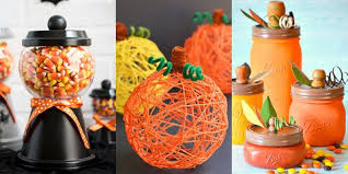 Image Pumpkin Fall Crafts Good Housekeeping 58 Easy Fall Craft Ideas For Adults Diy Craft Projects For Fall