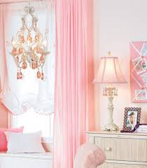 Pink Bedroom Curtains Chic And Beautiful Pink Bedroom Curtains