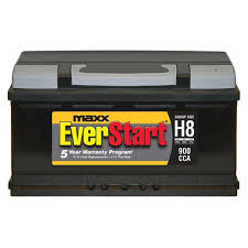 Car Battery Interchange Chart Everstart Maxx Lead Acid Automotive Battery Group H8