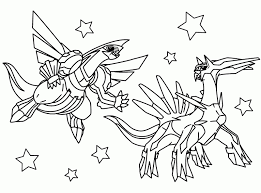 28 Collection Of Legendary Pokemon Coloring Pages Printable High