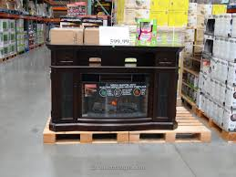a console infrared fireplace costco 1