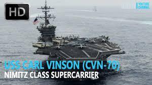 Image result for USS Carl Vinson (CVN 70)