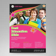 education poster templates education flyer template for free download on pngtree