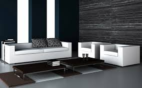 Wallpaper Decoration For Living Room Black Office Reception Room Living Room Modern House