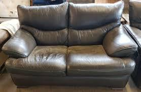 leather sofa 2 1