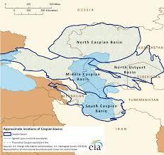 Caspian Sea International Analysis U S Energy