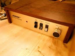 bose 901 series ii equalizer 96399 repaired retrovoltage a few years advances in electrical engineering bose was able to slightly reduce the parts count