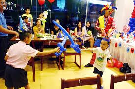 Top 10 trò chơi cực vui cho sinh nhật của bé -