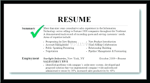 Examples Of Summaries For Resumes Resume Summary Examples Chartreusemodern Com