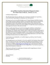 Letter Requesting Donations Food For School Sample Supplies Cover