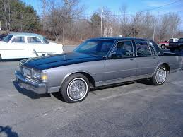 1983 Chevy Caprice Classic | Cool Cars & Motorcycles | Pinterest ...