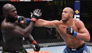 UFC Fight Night: Ciryl Gane bleibt auch in neuntem MMA-Kampf ungeschlagen