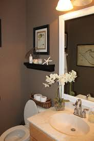 nice bathroom colors and decor from starfish cottage i want this color for my bathroom just need money to paint