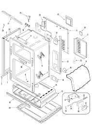 Range top wiring diagram wiring diagram and fuse box