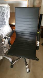 faux leather high back chairs. faux leather high back chairs brand new w