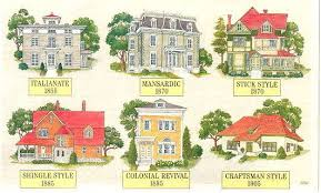 Types of Architectural Style Homes In Northeast LA