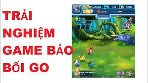 Bảo Bối Go // Trải Nghiệm Game Pokemon Mới - YouTube