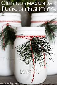 Mason Jars Decorated With Twine 100 DIY Mason Jar Ideas Tutorials for Holiday 57