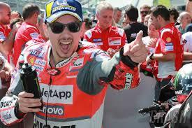 Jorge Lorenzo reveals Ducati negotiations for 2021 MotoGP are underway