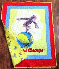 curious george bedding image 0 curious george nursery set