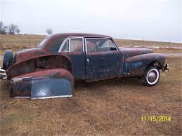 1942 Lincoln Continental for Sale   ClassicCars.com   CC-615597