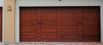 van acht garage door feature