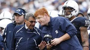 Penn State Football Coach Scandal : The Penn State Football Program, In A  Statement Posted Online, Said Its Sept.