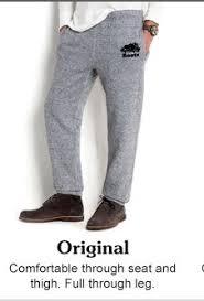 Roots Mens Sweatpants Fleece Sweatpants For Men Mens