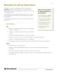 Questions To Ask Interviewer Pdf Questions To Ask An Interviewer Dos Donts Taha G