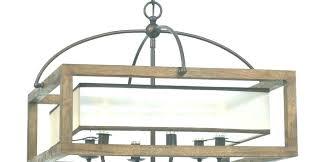 rustic wood chandelier wooden rectangular distressed white wood chandelier