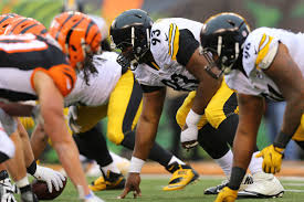 Nfl Week 13 2017 Pittsburgh Steelers At Cincinnati Bengals