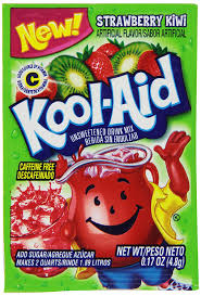 Amazon Com Kool Aid Slammin Strawberry Kiwi Unsweetened Soft