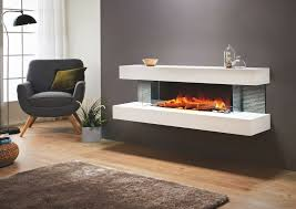 details about evolution fires vegas 72 inch wall mounted electric fireplace white