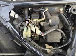 horn relay and what are these wires kawasaki vulcan forum this image has been resized click this bar to view the full image
