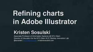 Refining Charts Using Adobe Illustrator