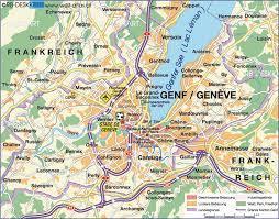 Alle segler können die seekarte oder den genfer seeführer. Karte Von Genf Stadt In Schweiz Welt Atlas De