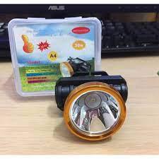 Đèn pin đội đầu A4 chiếu xa siêu sáng , Giá Rẻ