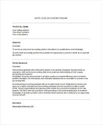 Accountant Skills Resumes 31 Accountant Resume Design Templates Pdf Doc Free Premium