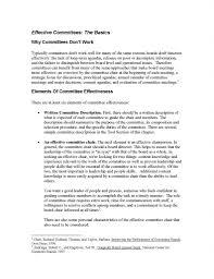 Work Meeting Agenda Example Effective Committee Meeting Agenda Template Pdf
