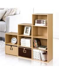 wooden bookcase furniture storage shelves shelving unit. EECOO 3/4-Shelf Shelving Bookcase,Wooden Bookcase Stand Cube Storage Unit  Bookshelf Wooden Bookcase Furniture Storage Shelves Shelving Unit