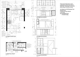 small kitchen floorplans