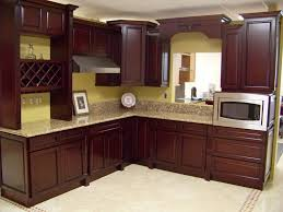 Tile Countertops Kitchen Cabinets Color Combination Lighting