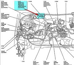 where is the turbo sensor a location for an 99 f250 7 3l powerstroke graphic