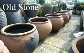 glazed plant pots cosy large ceramic garden pots large ceramic garden pots dazzling ceramic garden pots